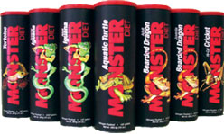 Full Monster Diet Product Line